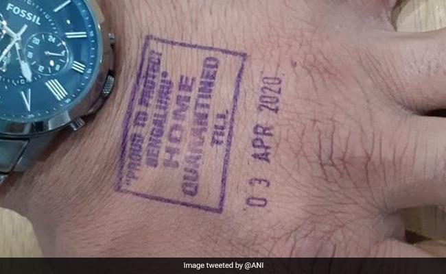 'होम क्वारंटाइन्ड टिल ..' बेंगलुरु इंटरनेशनल पैसेंजर्स के लिए टिकट