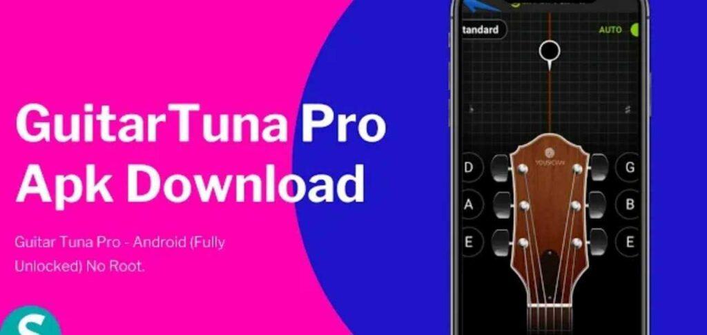 GuitarTuna Mod Pro Apk [All Unlocked] Latest Version 2020