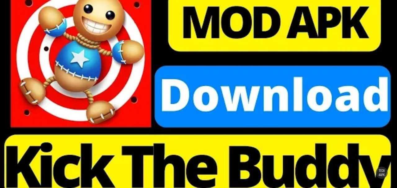 Kick the Buddy Mod Apk 1.0.9 [Fully Unlocked] 2021
