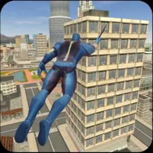 Download Rope Hero Vice Town Mod Apk (Unlimited Money, Mod Menu)