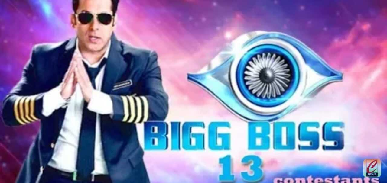 Big Boss 13 Contestant List 2019 Popular Celebrities