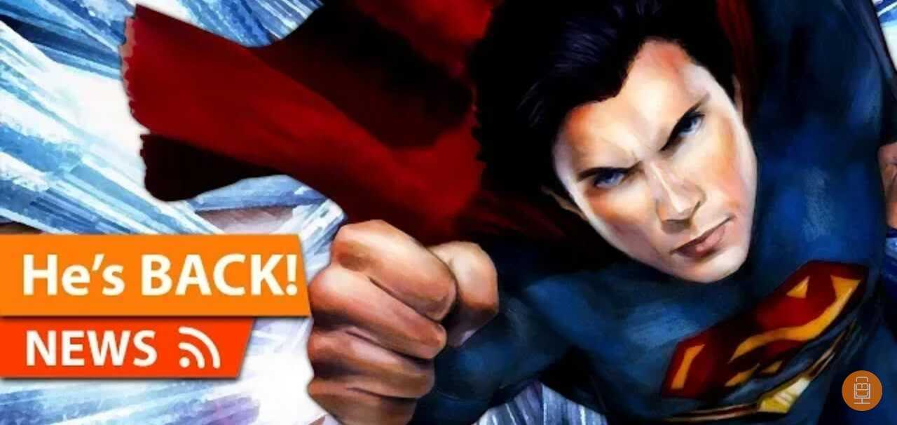 Tom Welling's Superman After Smallville Breaking News