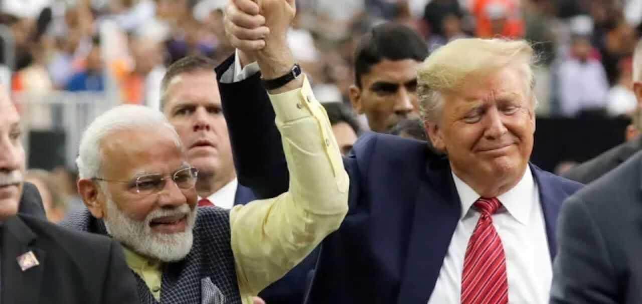 Donald Trump will be present in Howdy Modi Event