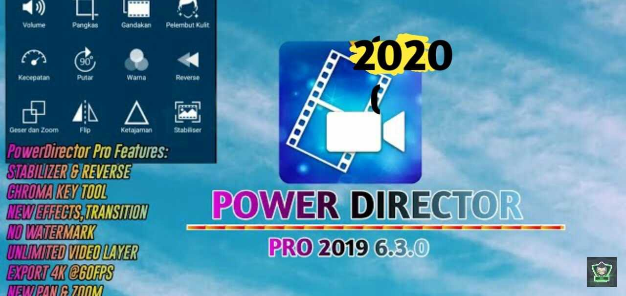 PowerDirector Pro Mod APK Latest Version No Watermark [Fully Unlocked]