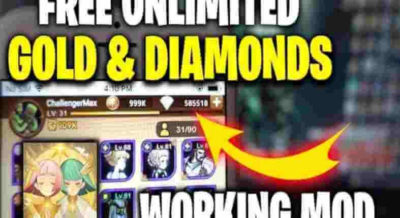 AFK Arena Mod Apk Download v1.58.3 (Unlimited Money, Diamonds, Gems & Coins)AFK Arena Mod Apk Download v1.58.3 (Unlimited Money, Diamonds, Gems & Coins)
