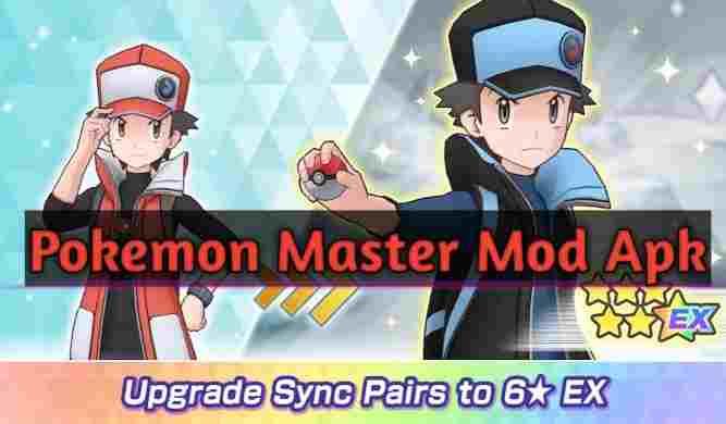 Pokemon Masters Mod Apk Download [Unlimited Money, Gems] v2.6.1